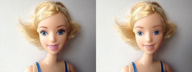 Jak wygl�da Barbie bez makija�u? (FOTO)