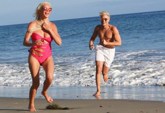 Angelique Morgan i Mauricio Galdi - dobrali si� idealnie! (FOTO)