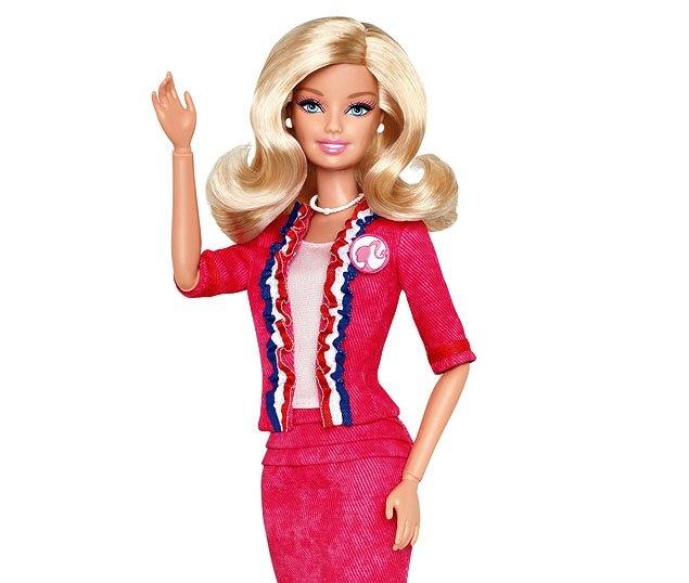 Barbie na prezydenta! (FOTO)