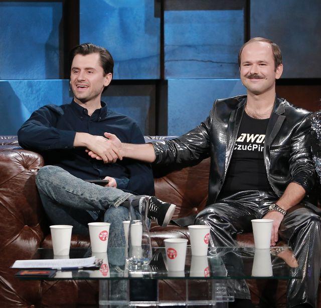 Bartłomiej Kotschedoff - kim jest gość dzisiejszego odcinka show Kuby Wojewódzki