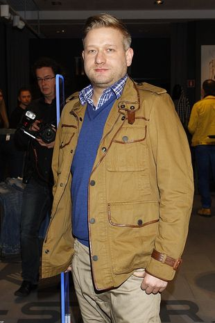 Bartłomiej Jędrzejak jakby się zaokrąglił (FOTO)
