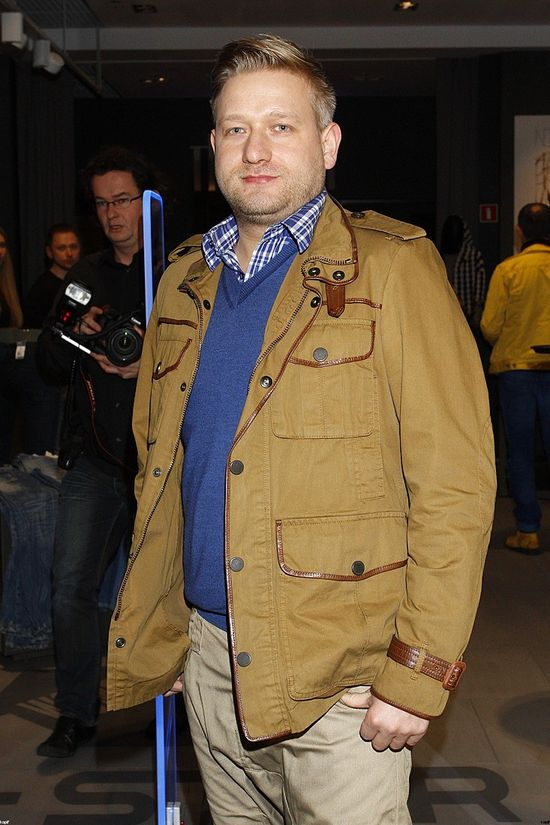 Bartłomiej Jędrzejczak jakby się zaokrąglił (FOTO)