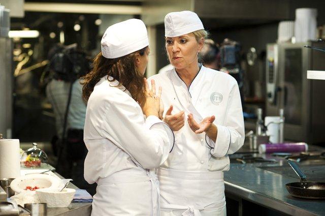 Basia Ritz prowadziła w Kolonii firmę cateringową?
