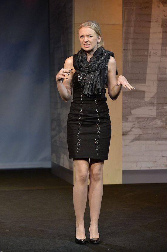 Basia Kurdej-Szatan: Kobiety potrzebują prawdziwych facetów