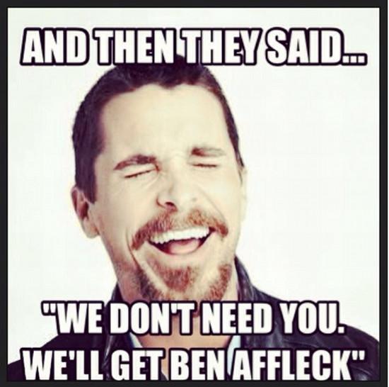 Ben Affleck będzie nowym Batmanem (FOTO)