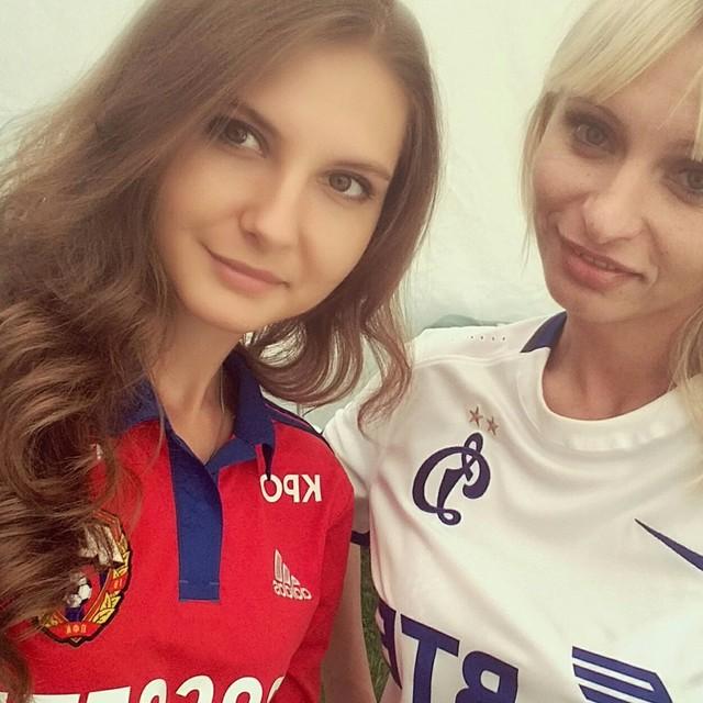 Olga Kuzkova - oto najpiękniejsza, najbardziej rozpoznawana ultraska Rosji
