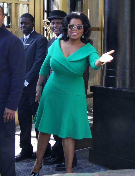 Stylizacje Oprah Winfrey