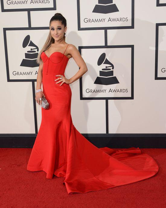 Ile wzrostu ma Ariana Grande?