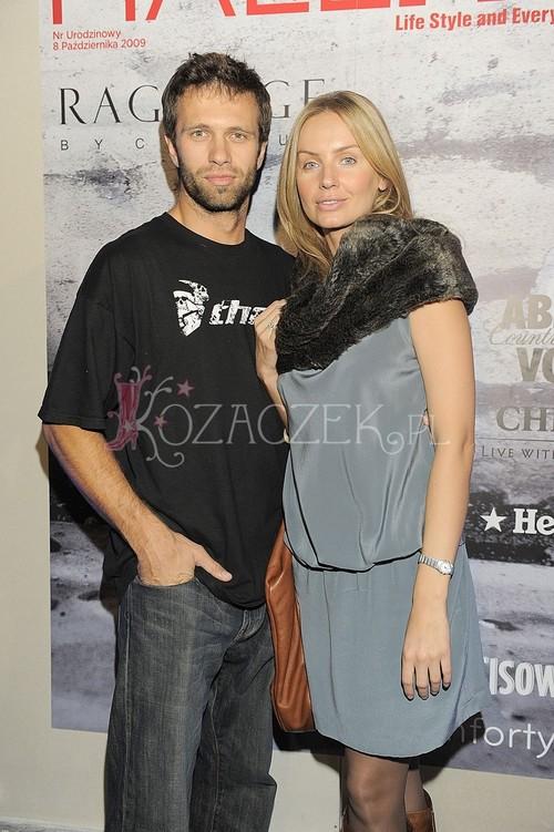 Agnieszka Szulim i Adam Badziak