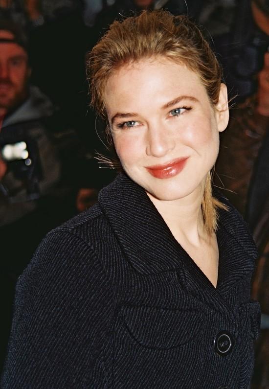Jak się zmieniała twarz Renee Zellweger?