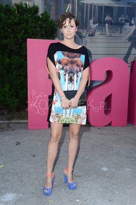 Celebrytki na gali Fashion Designer Awards 2012