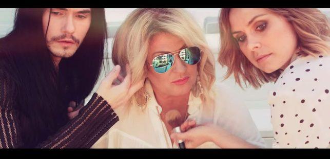 Beata Kozidrak w nowej fryzurze, w nowym teledysku [VIDEO]