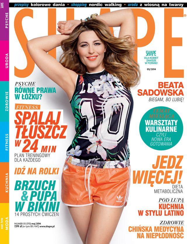 Beata Sadowska zdradza, jak długo biegała w czasie ciąży