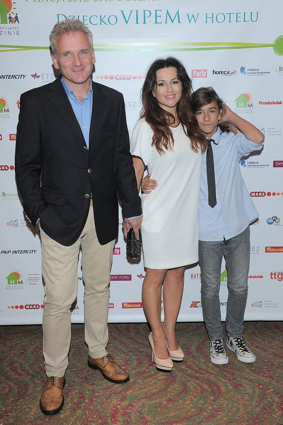 Syn Beaty Tadli: A ja wolałbym być panem Hiltonem
