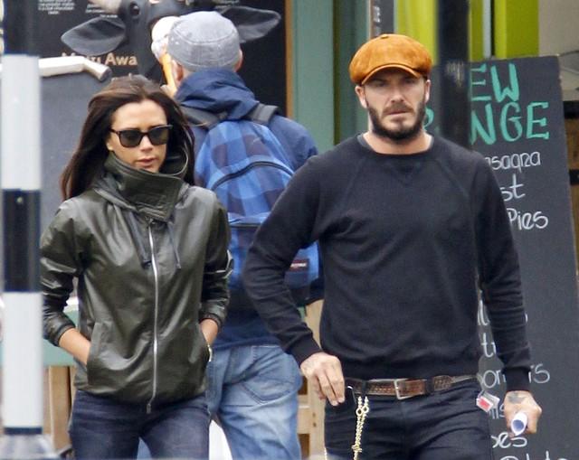 David Beckham zrobił sobie tatuaż dla Victorii i jest uroczy