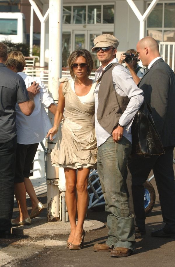 Victoria Beckham pokazała zdjęcia ze ślubu (FOTO)