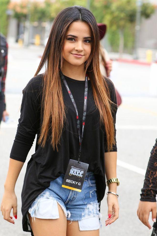 17-letnia Becky G wygryzie Selenę Gomez? (FOTO)