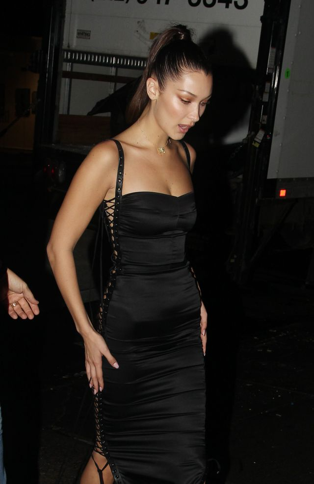 Bella Hadid ma romans z Drakem? Reakcja jej mamy jest CUDOWNA
