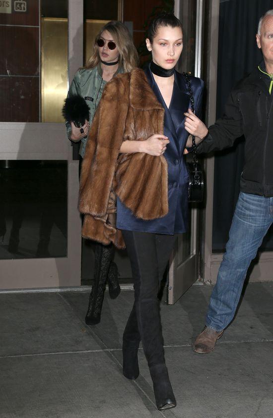 Jak wyglądała Bella Hadid przed operacjami plastycznymi?