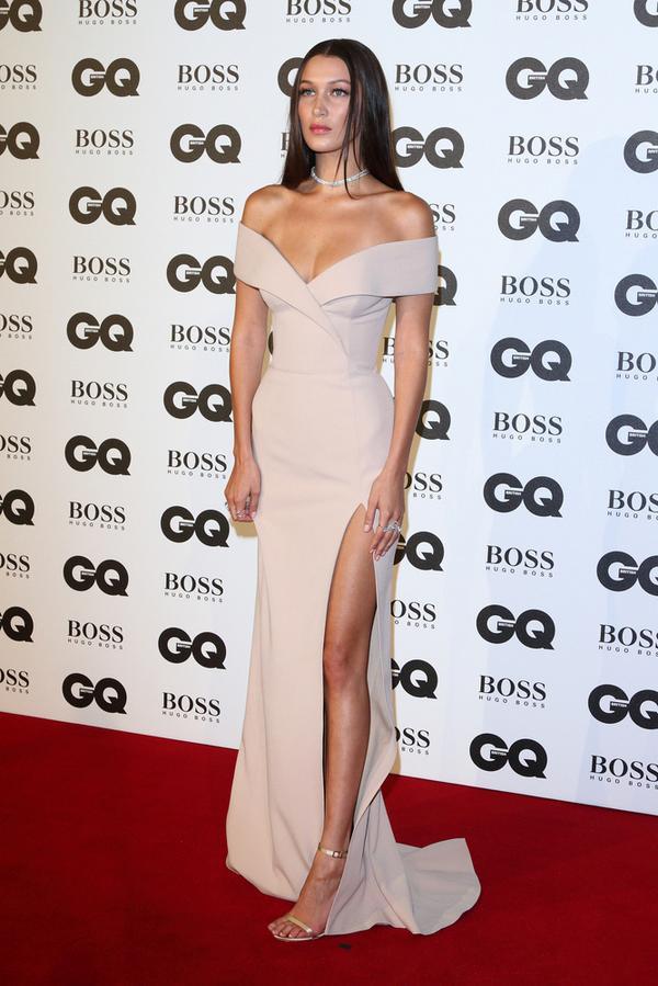 Najpiękniejsza gwiazda gali GQ w Londynie (FOTO)