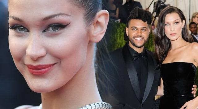 Bella Hadid KOMENTUJE plotki na temat tego, czy całowała się z The Weeknd