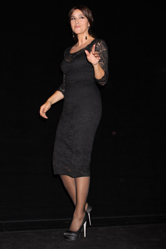 Anna Mucha chce być jak Monica Bellucci