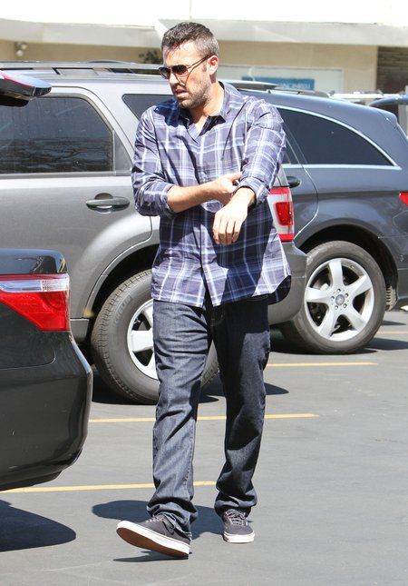 Ben Affleck to ju� czterdziestolatek! (FOTO)