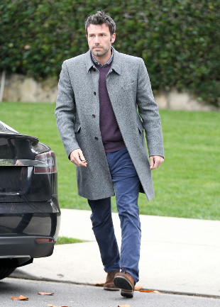 Ben Affleck w wyborach do kongresu USA?