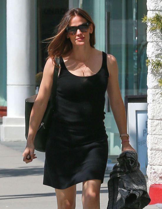 Jennifer Garner jednak nie wytrzymała. Wczoraj złożyła pozew o rozwód