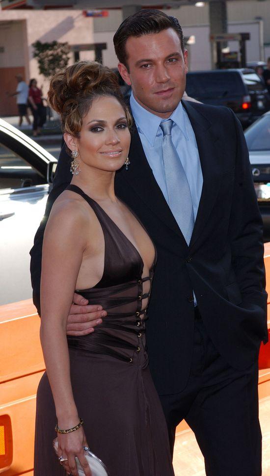 Ben Affleck robi wszystko, by odzyskać Jennifer Lopez!