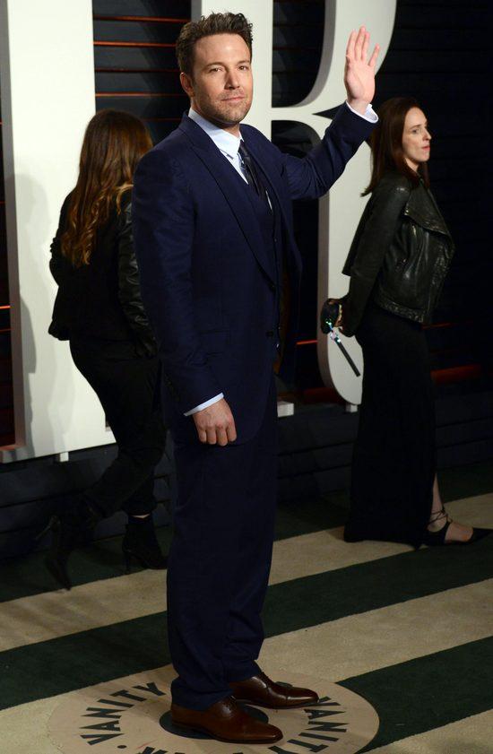 Ben Affleck PIERWSZY RAZ o rozwodzie i wywiadzie Garner