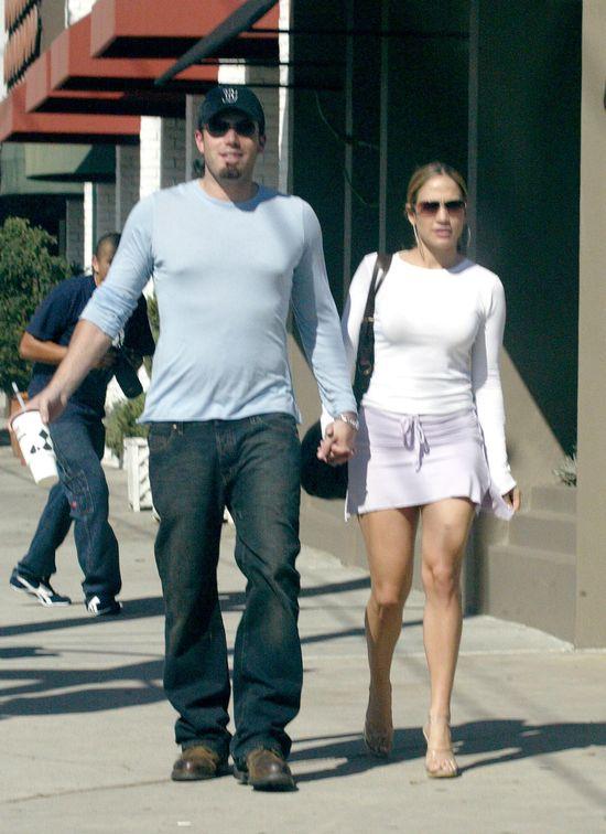 Wyznanie JLo o Benie nie spodoba si� Jennifer Garner