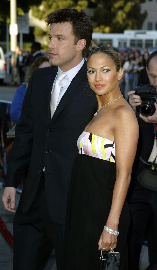 Wyznanie JLo o Benie nie spodoba się Jennifer Garner