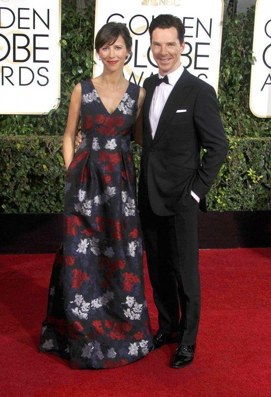 Benedict Cumberbatch już po ślubie?