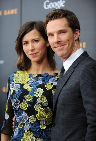 Benedict Cumberbatch jako… zajączek wielkanocny