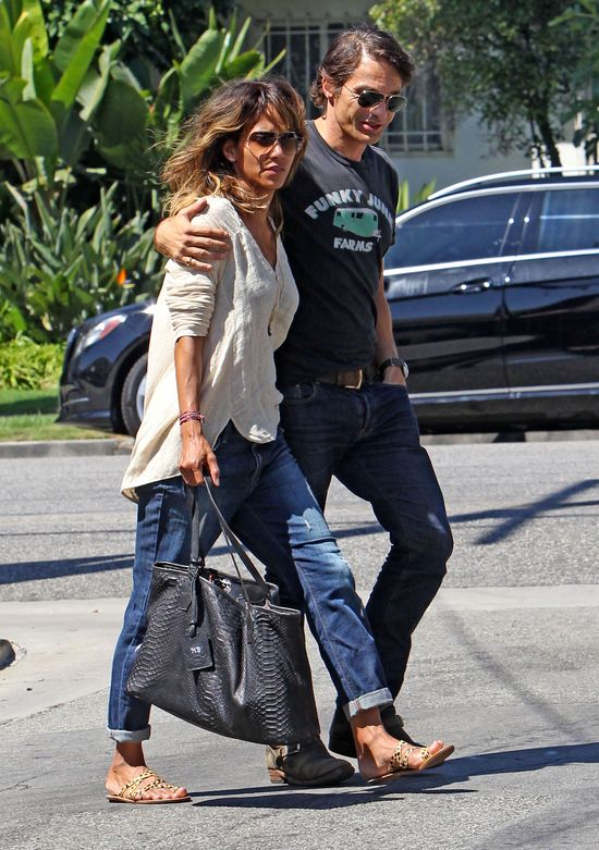 Tak Halle Berry ratuje małżeństwo (FOTO)