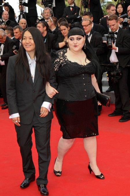 Beth Ditto z przyszłą żoną na czerwonym dywanie (FOTO)