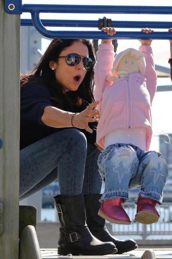 Gwiazdy z dziećmi pokazują swoje prawdziwe twarze (FOTO)