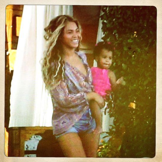 Beyonce i Amber Rose ju� zaplanowa�y �lub swoich dzieci
