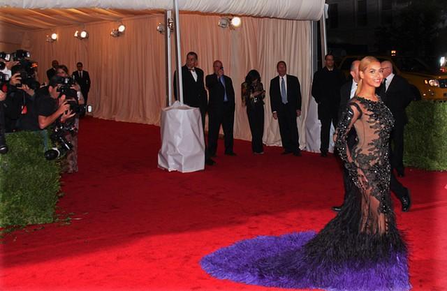 Beyonce (znowu) o swojej pociążowej sylwetce