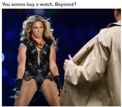 Z internetu mia�y znikn�� brzydkie zdj�cia Beyonce (FOTO)