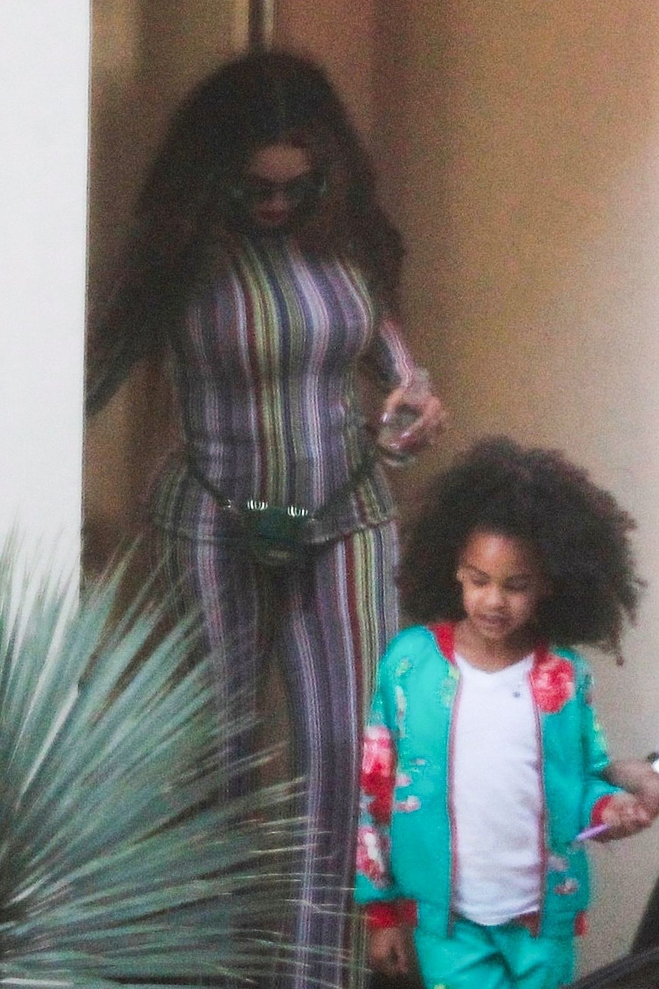 7-letnia Blue Ivy wygląda zupełnie jak Beyonce w dzieciństwie (ZDJĘCIA)