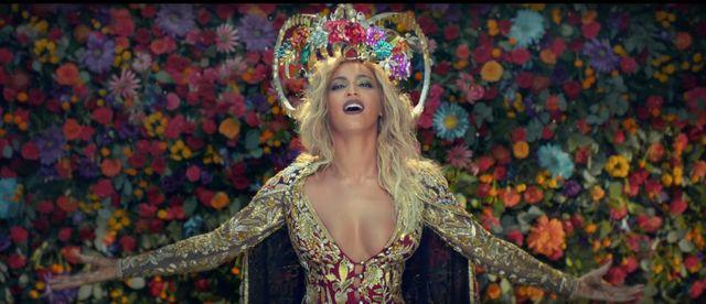 Zjawiskowa Beyonce w teledysku Coldplay! (VIDEO)