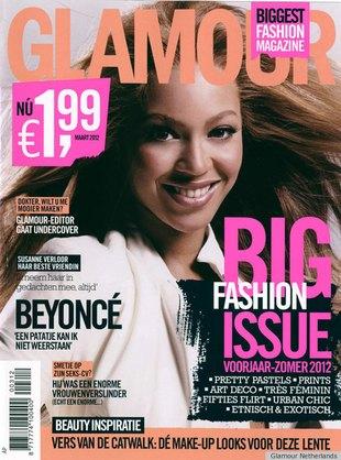 Najbrzydsza okładka Beyonce?