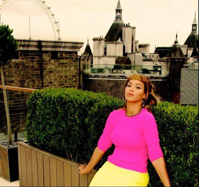 Beyonce tym razem nie reaguje na hejty (FOTO)