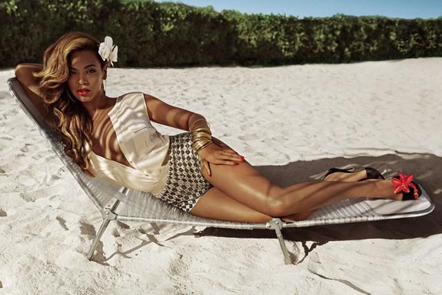 Beyonce modelką H&M!