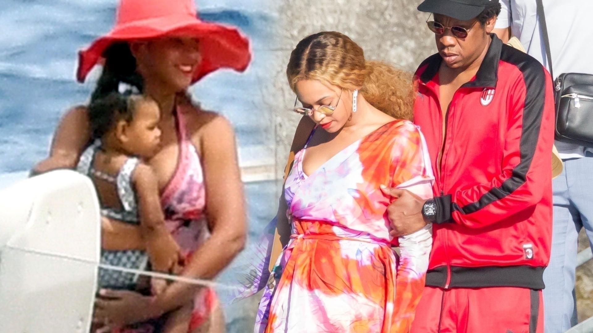 Beyonce o DRAMATYCZNYM porodzie Rumi i Sir – ich życie było ZAGROŻONE