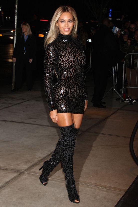 Beyonce ogłosiła TO podczas Super Bowl!
