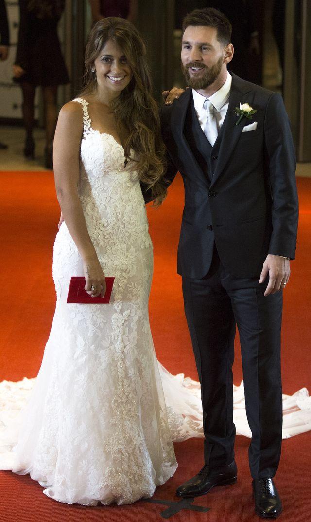 Ślub Leo Messiego i Antonelli Roccuzzo – zdjęcia