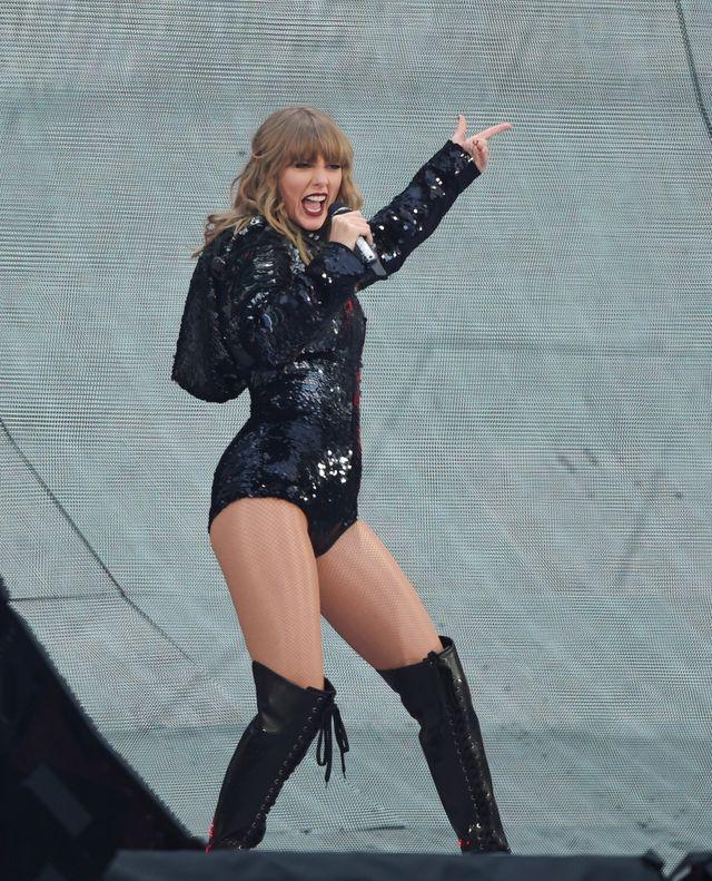 Pupa Taylor Swift coraz bardziej przypomina kształty Beyonce (ZDJĘCIA)
